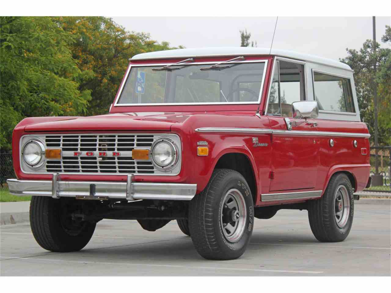 Large Picture of '71 Bronco - L83A