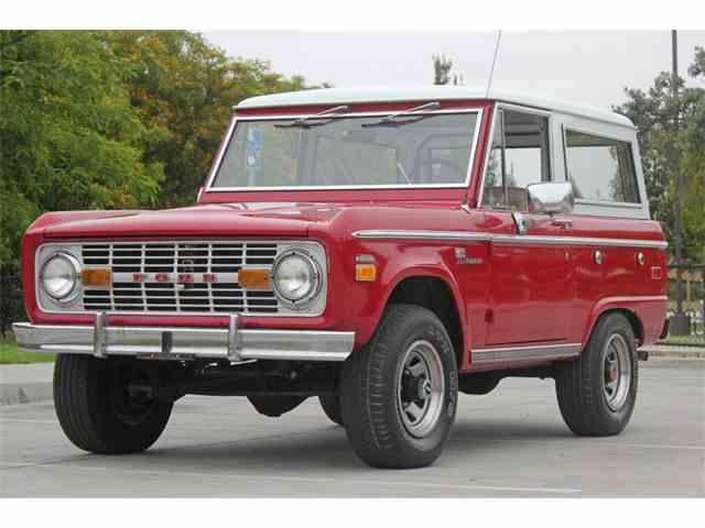 Picture of '71 Bronco - L83A