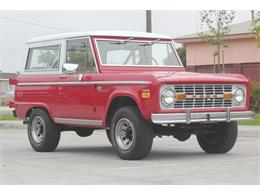 Picture of '71 Ford Bronco Offered by Precious Metals - L83A