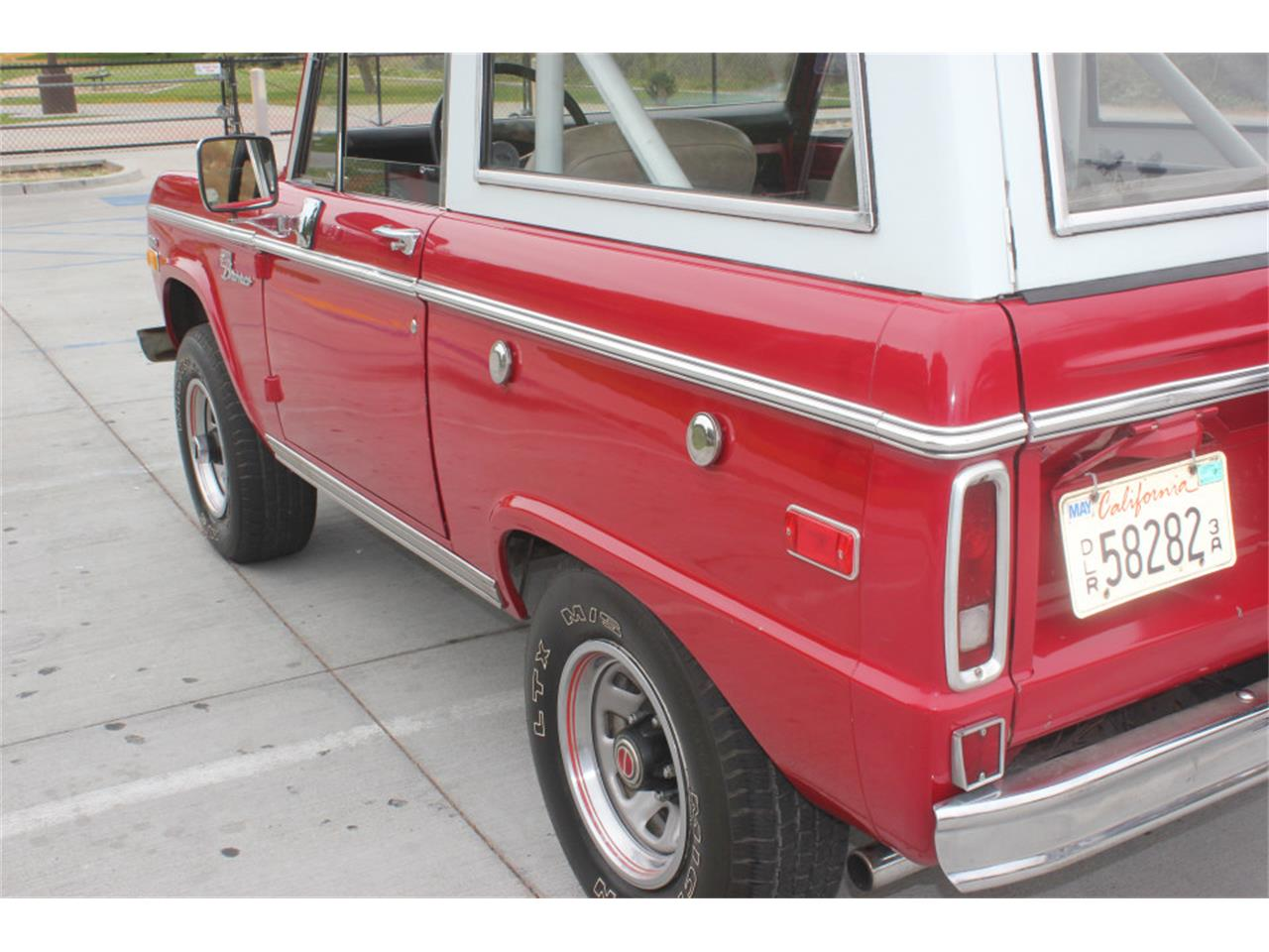 Large Picture of Classic '71 Bronco located in san diego  California - L83A