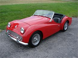 Picture of Classic 1962 Triumph TR3A - $33,995.00 Offered by Wilson Motor Company - L9XJ