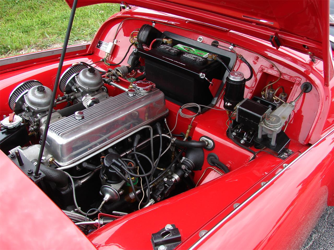 Large Picture of '62 TR3A - $33,995.00 Offered by Wilson Motor Company - L9XJ