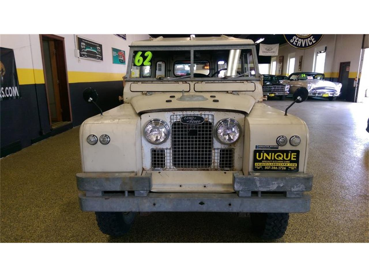 Large Picture of '62 Series IIA    88 - L9Y1