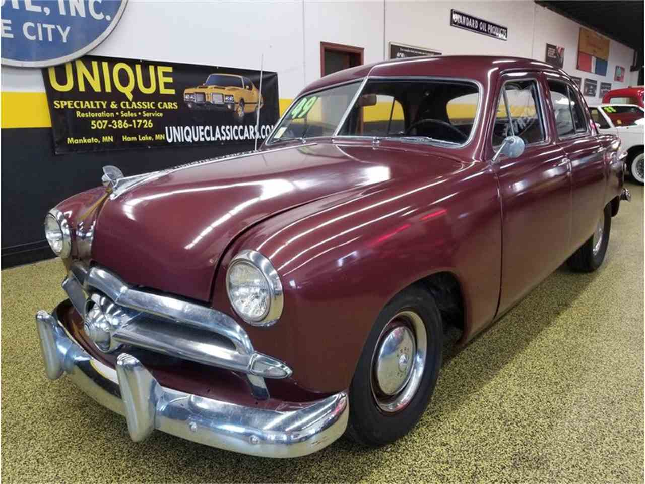 Large Picture of '49 Sedan located in Minnesota - $4,900.00 - L9YQ
