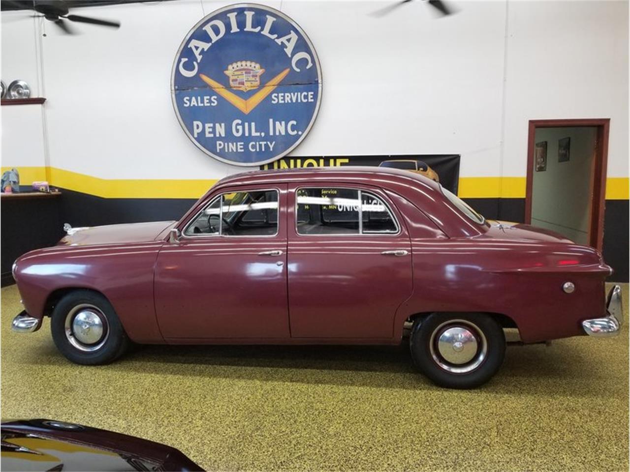 Large Picture of '49 Sedan - L9YQ