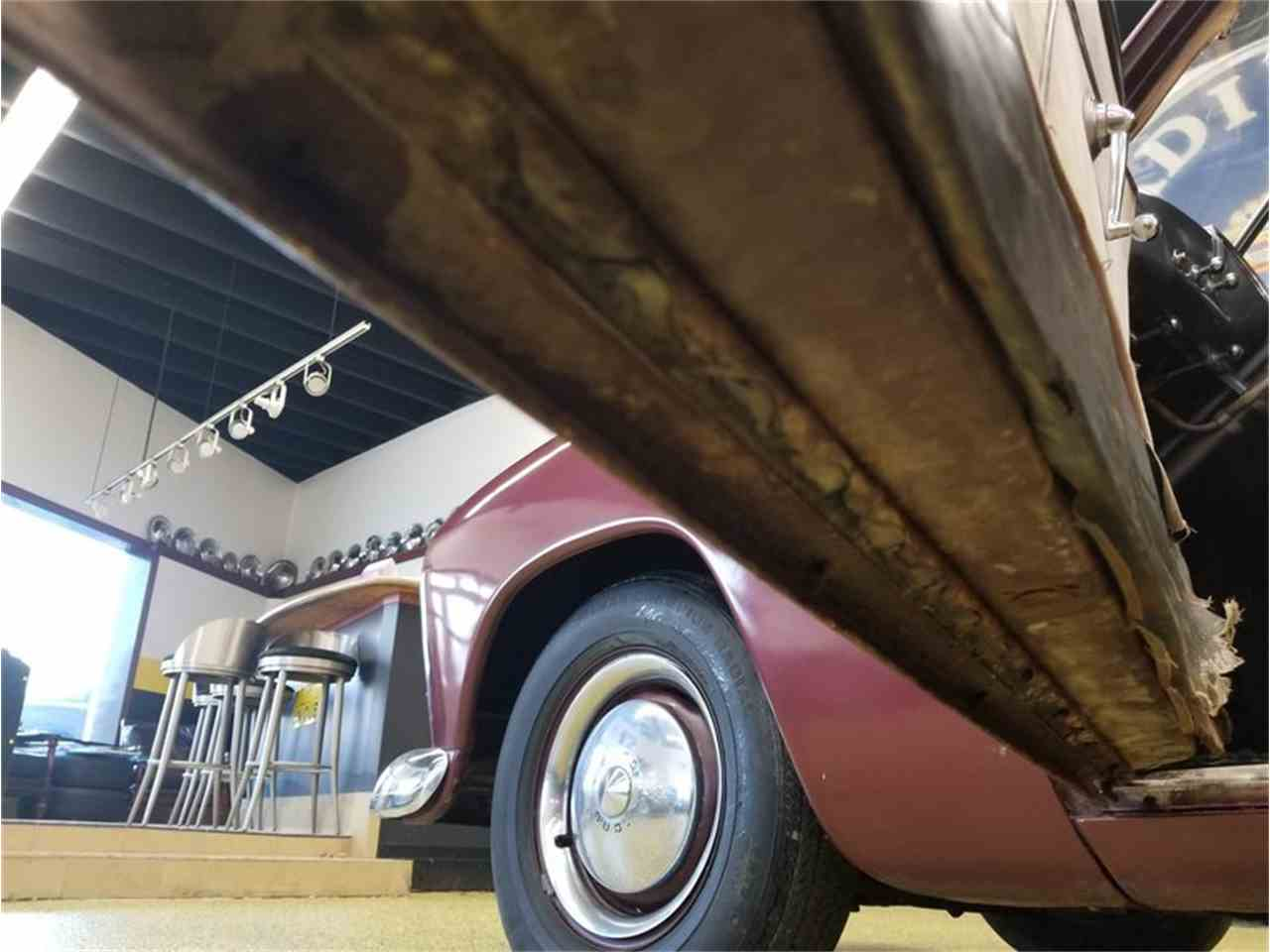 Large Picture of Classic '49 Sedan located in Minnesota Offered by Unique Specialty And Classics - L9YQ