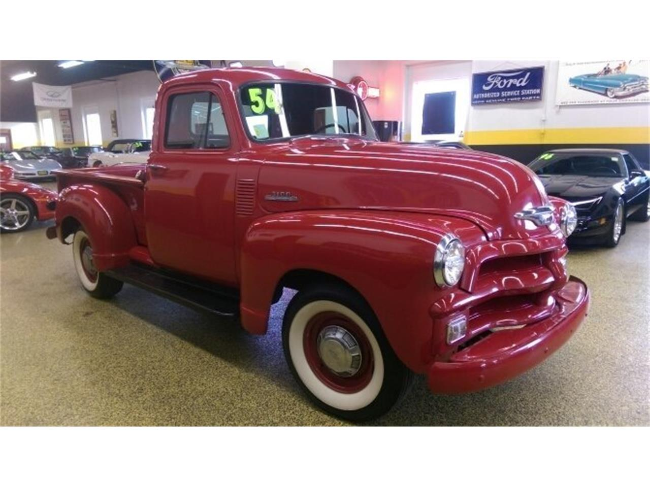 Large Picture of '54 3100    Pickup - L9YW