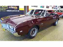 Picture of 1968 Oldsmobile Cutlass    Convertible located in Mankato Minnesota Offered by Unique Specialty And Classics - L9ZI
