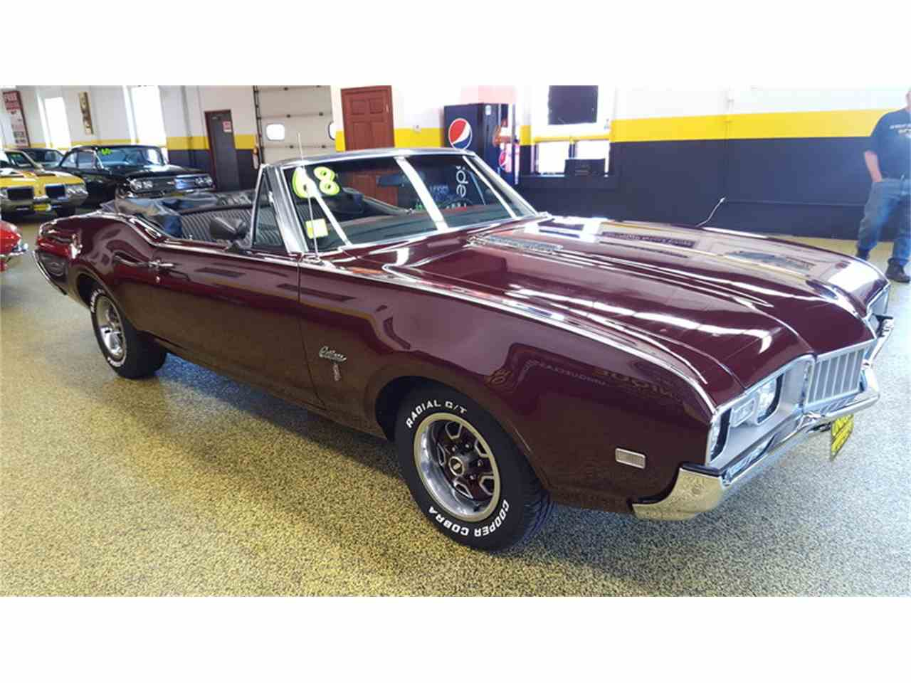 Large Picture of '68 Oldsmobile Cutlass    Convertible - L9ZI