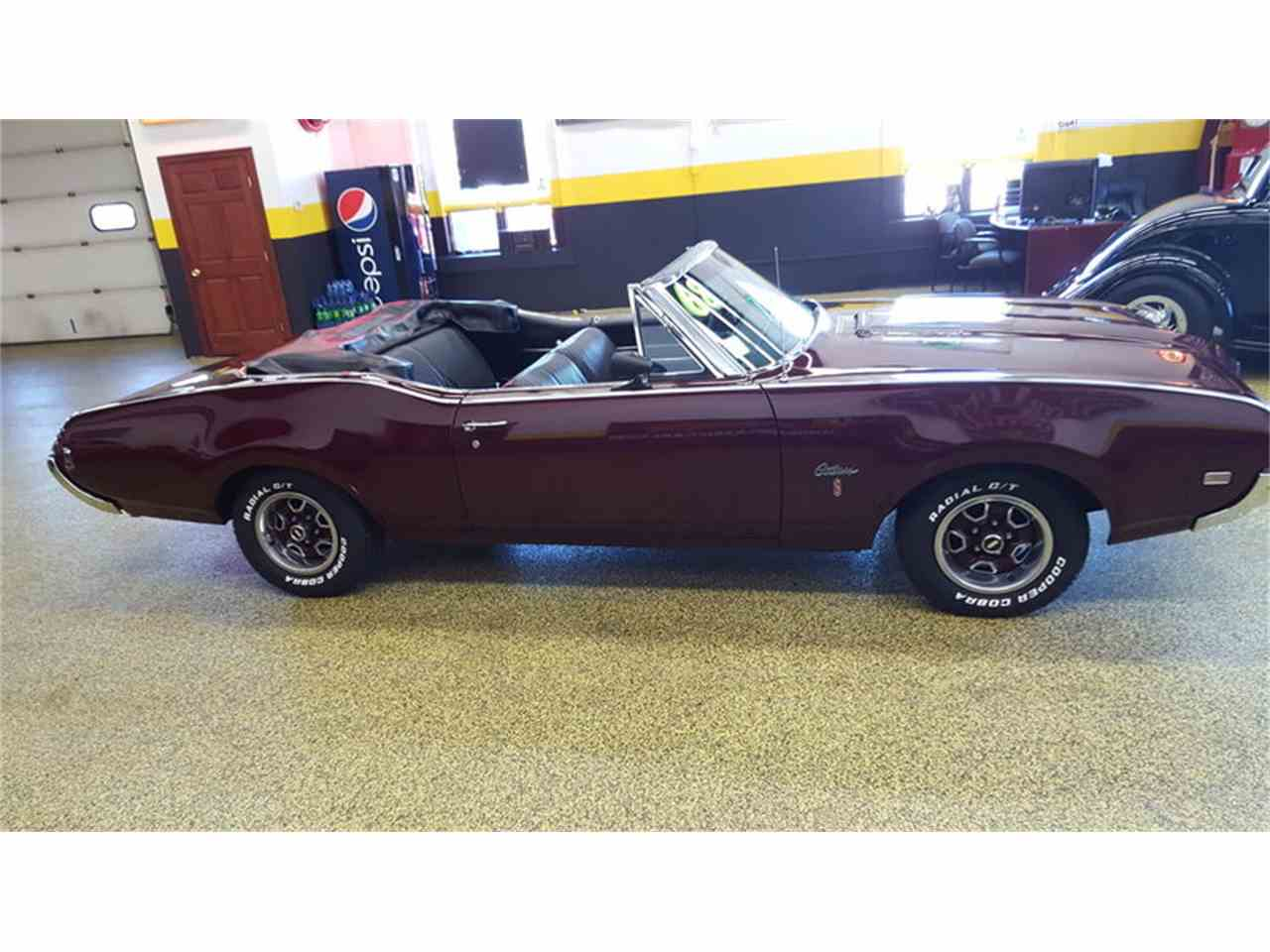 Large Picture of 1968 Cutlass    Convertible located in Minnesota - $19,900.00 Offered by Unique Specialty And Classics - L9ZI