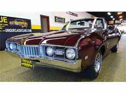 Picture of Classic 1968 Oldsmobile Cutlass    Convertible located in Mankato Minnesota - $19,900.00 Offered by Unique Specialty And Classics - L9ZI