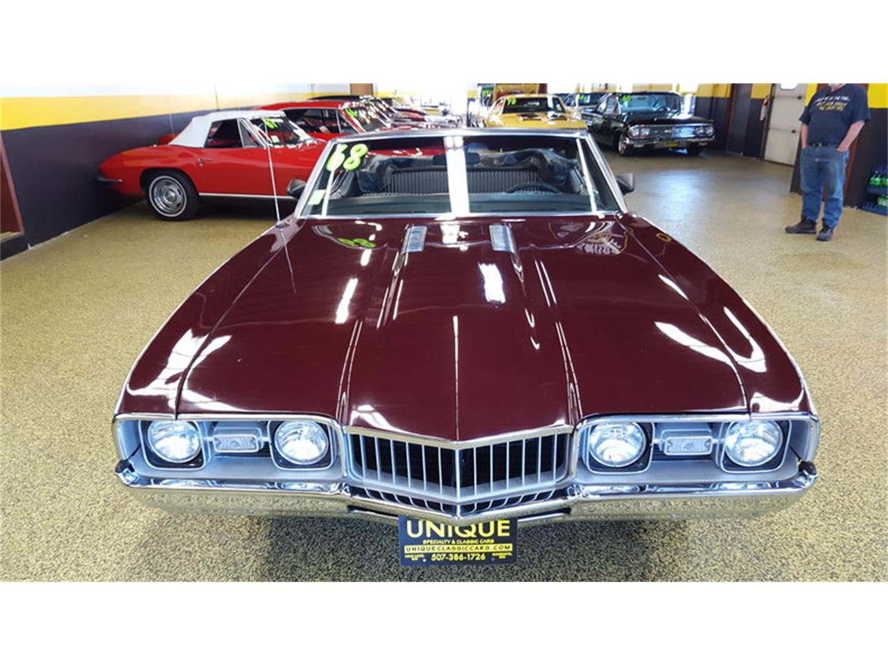 Large Picture of '68 Cutlass    Convertible - L9ZI