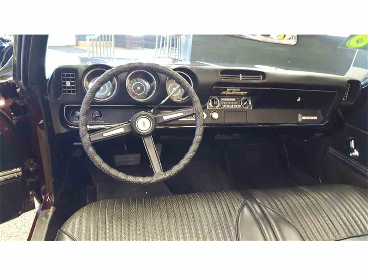 Large Picture of 1968 Cutlass    Convertible located in Minnesota Offered by Unique Specialty And Classics - L9ZI
