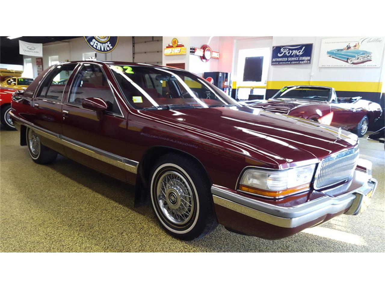 Large Picture of 1992 Roadmaster    Limited located in Minnesota - L9ZQ