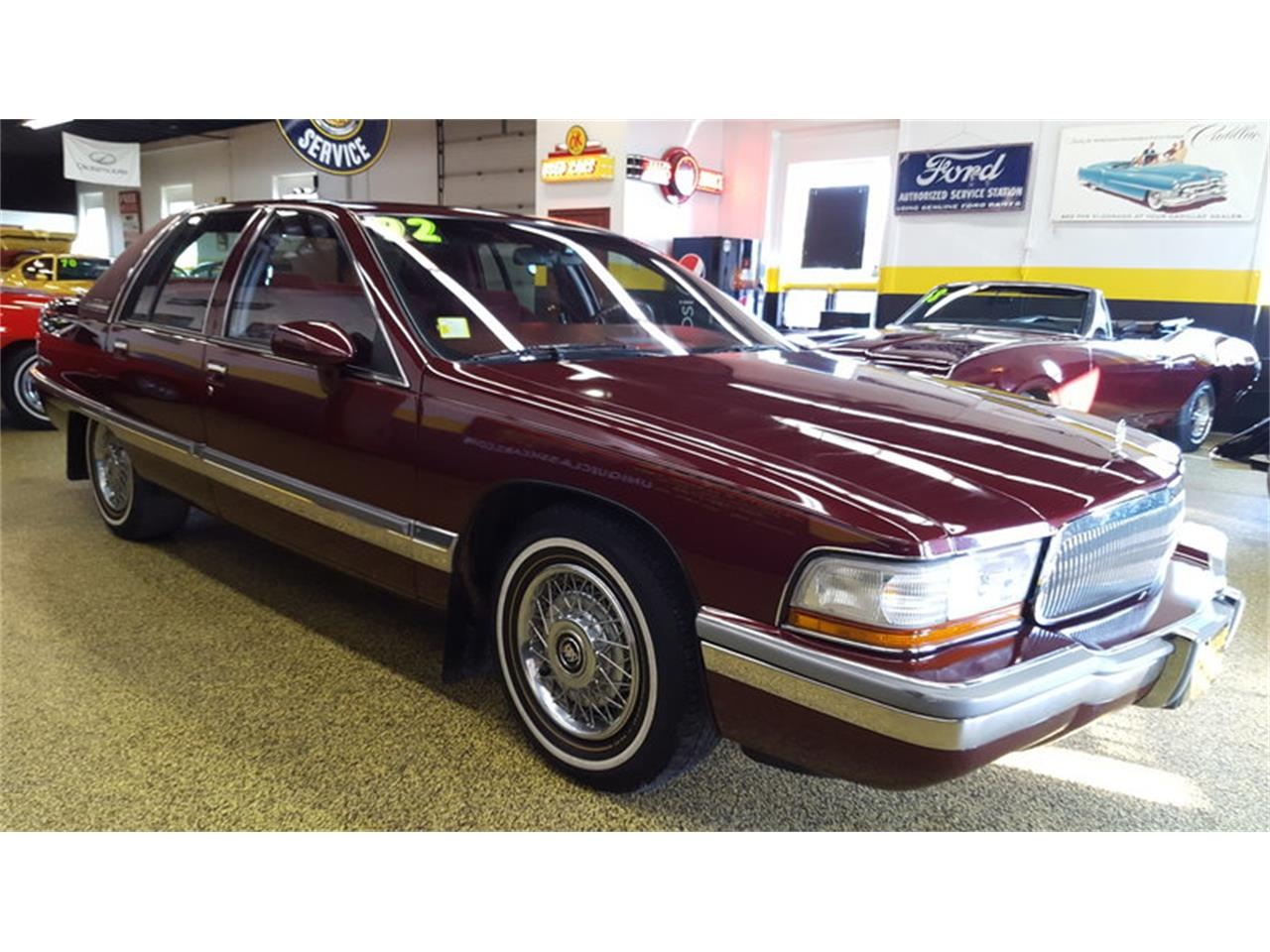 Large Picture of 1992 Roadmaster    Limited Offered by Unique Specialty And Classics - L9ZQ