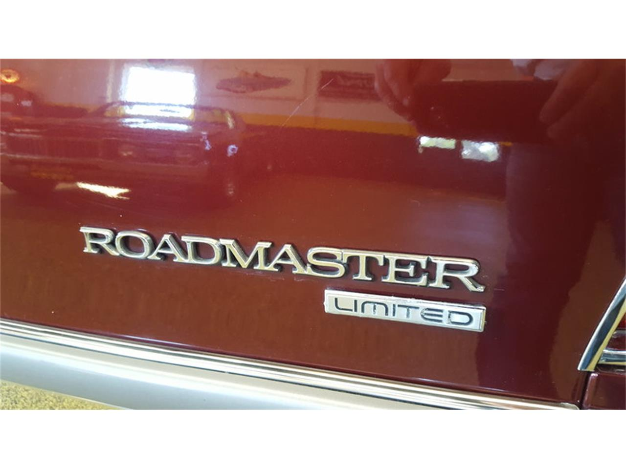 Large Picture of '92 Roadmaster    Limited - $9,900.00 - L9ZQ