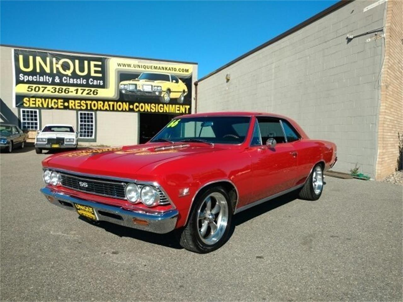 Large Picture of 1966 Chevrolet Chevelle    502 located in Mankato Minnesota - $37,900.00 Offered by Unique Specialty And Classics - LA0Q