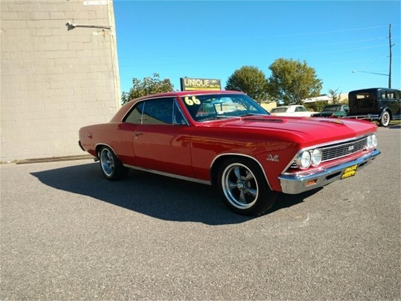 Large Picture of Classic '66 Chevelle    502 located in Mankato Minnesota - $37,900.00 Offered by Unique Specialty And Classics - LA0Q