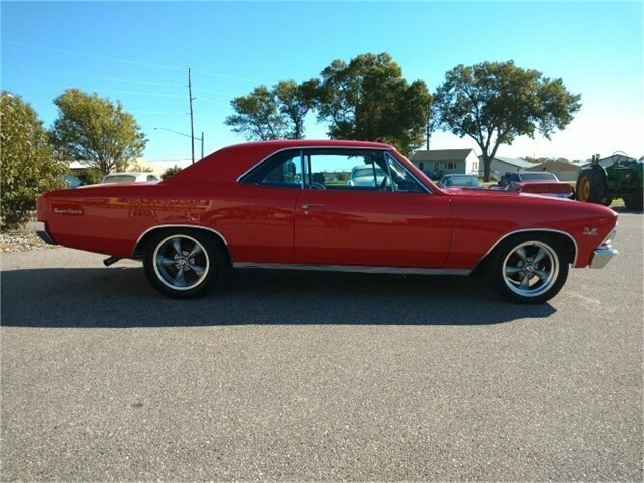 Large Picture of Classic '66 Chevrolet Chevelle    502 Offered by Unique Specialty And Classics - LA0Q