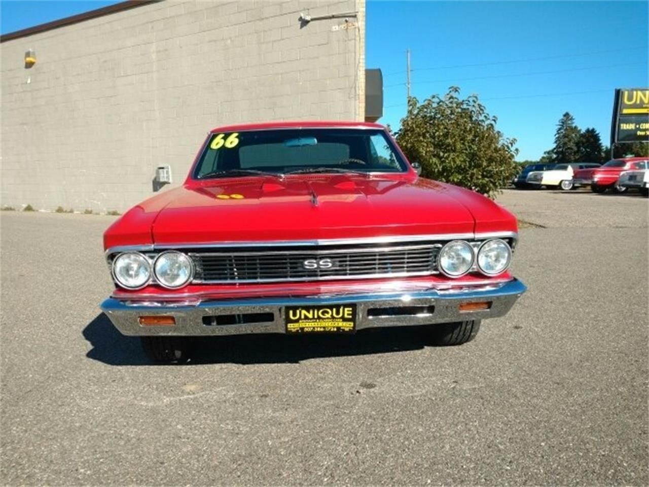 Large Picture of Classic '66 Chevrolet Chevelle    502 located in Minnesota Offered by Unique Specialty And Classics - LA0Q