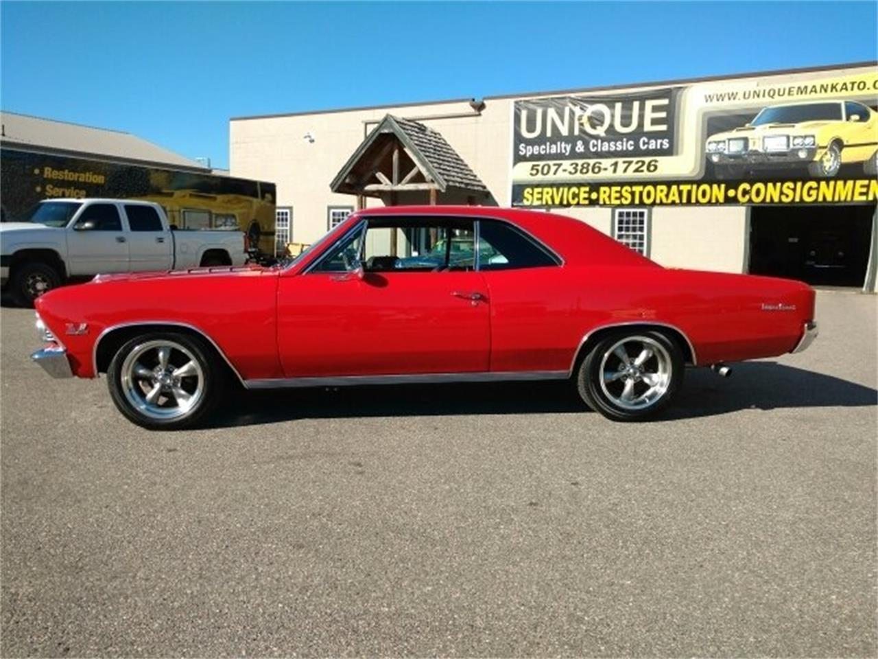 Large Picture of Classic 1966 Chevrolet Chevelle    502 located in Mankato Minnesota - $37,900.00 Offered by Unique Specialty And Classics - LA0Q