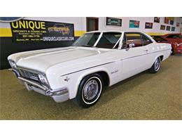 Picture of Classic 1966 Chevrolet Impala SS    2dr Hardtop located in Mankato Minnesota - $26,900.00 Offered by Unique Specialty And Classics - LA0S