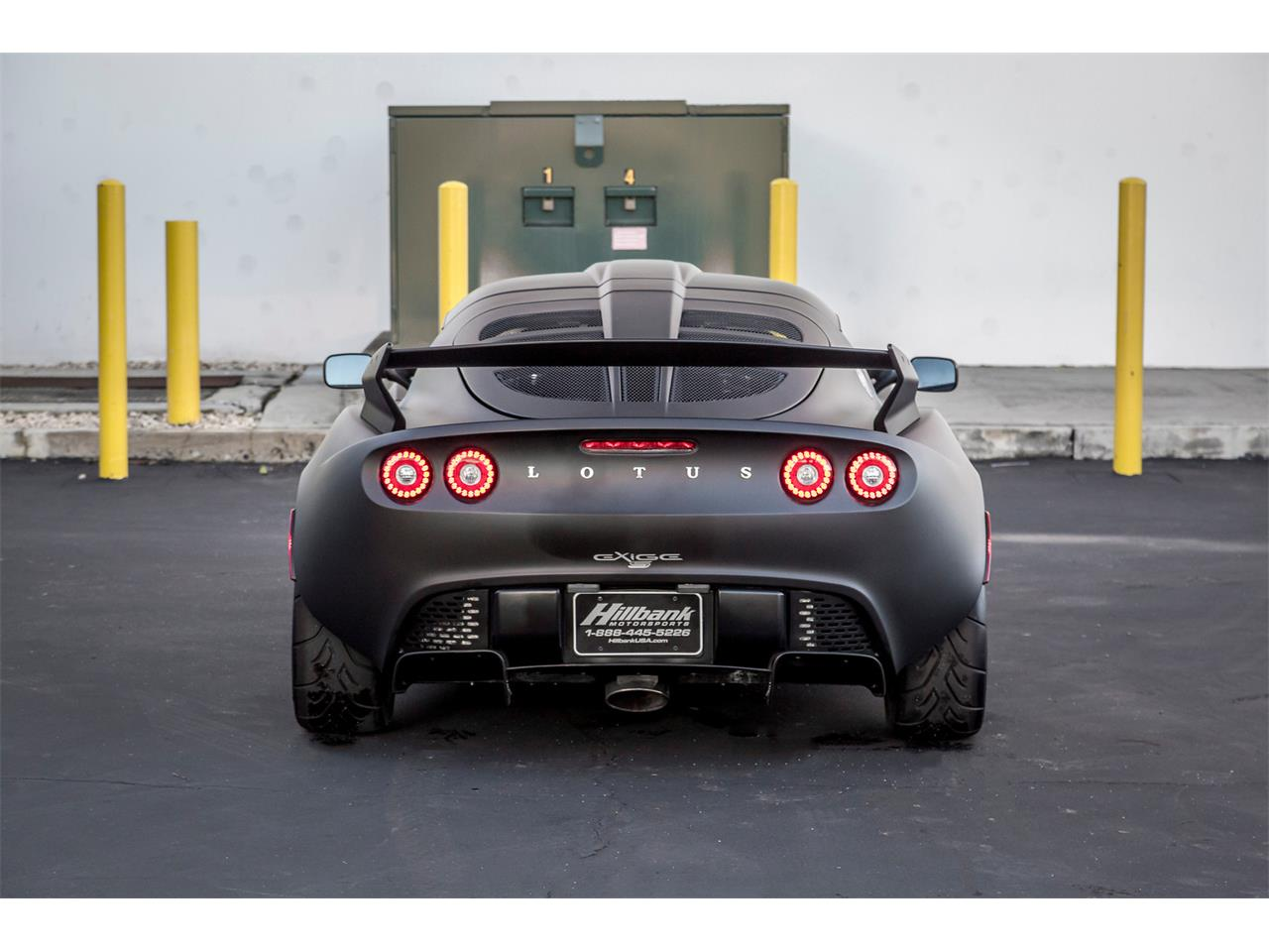 Large Picture of '11 Lotus Exige located in Irvine California Offered by Hillbank Motorsports - LA12