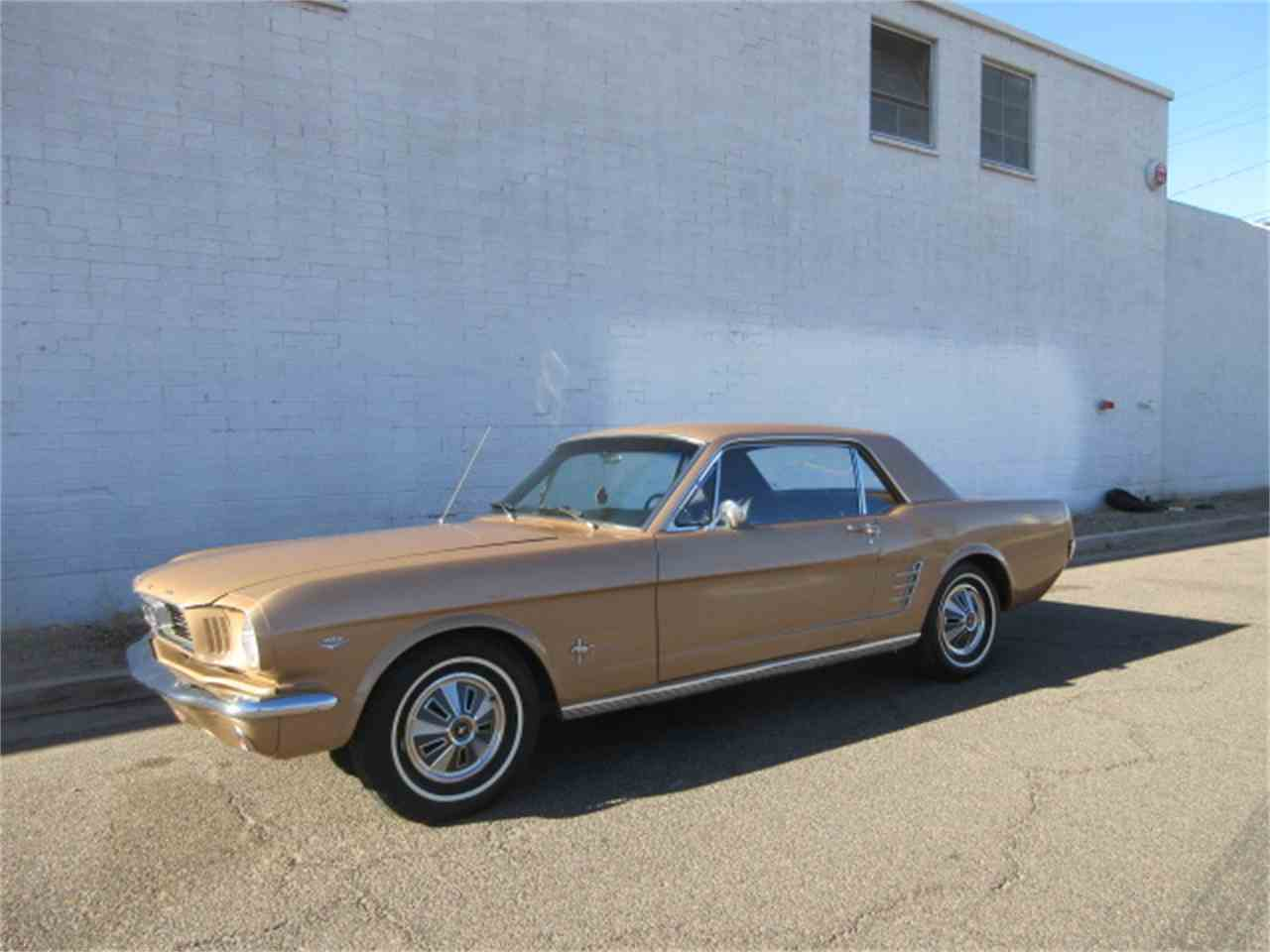 1966 Ford Mustang for Sale | ClassicCars.com | CC-992835