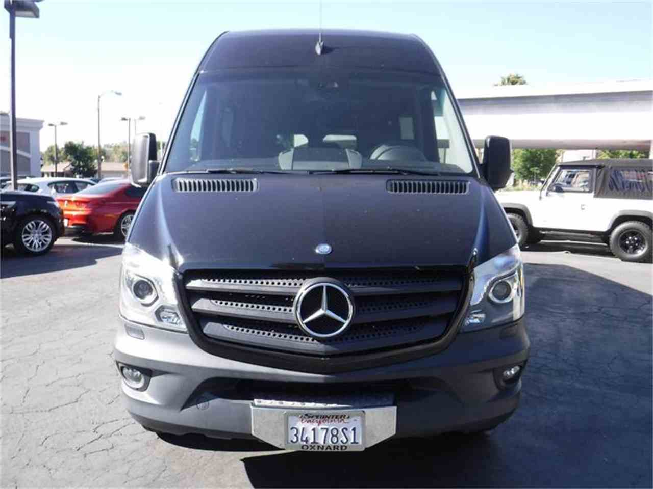 Large Picture of '15 Sprinter - LA51
