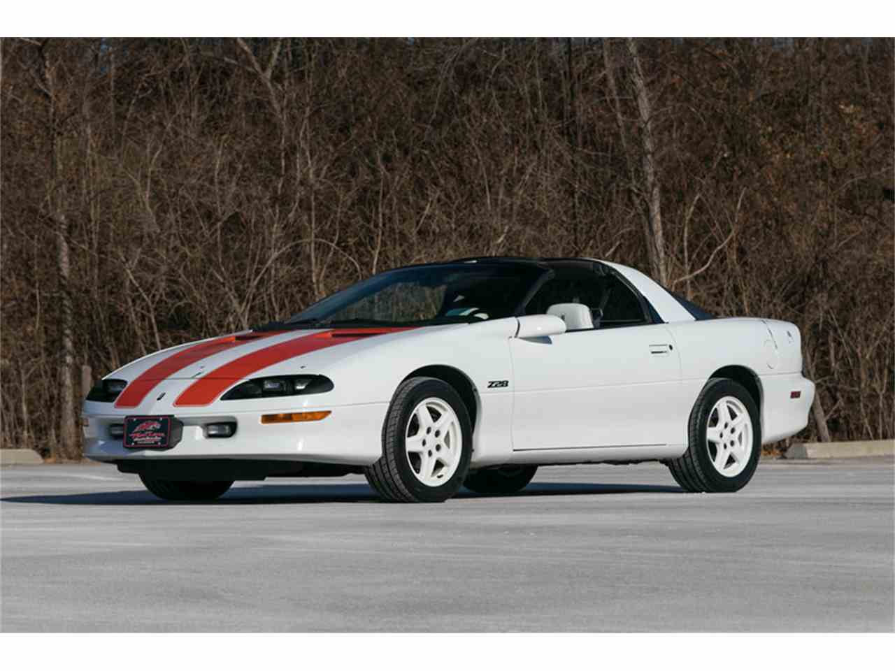 Large Picture of '97 Camaro - LA55