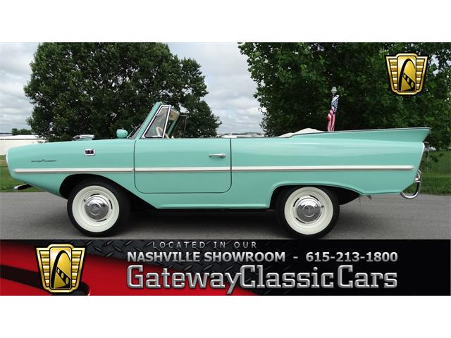 Picture of 1965 Amphicar 770 located in La Vergne Tennessee - $95,000.00 Offered by  - LA60