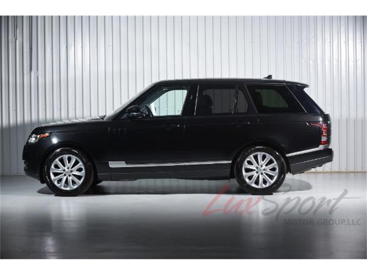 Large Picture of 2016 Land Rover Range Rover HSE Offered by LuxSport Motor Group, LLC - LA69