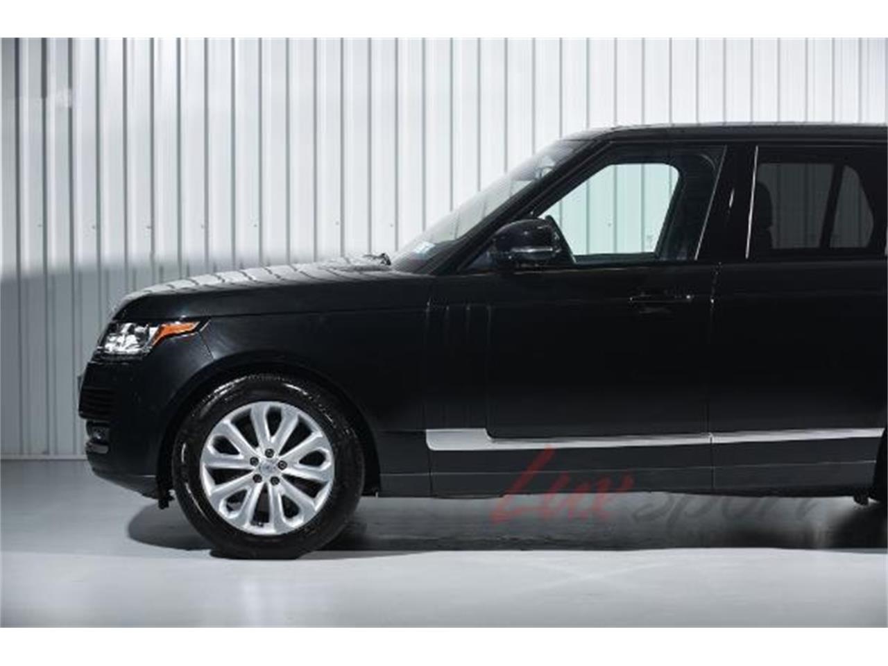 Large Picture of '16 Land Rover Range Rover HSE - $84,995.00 - LA69