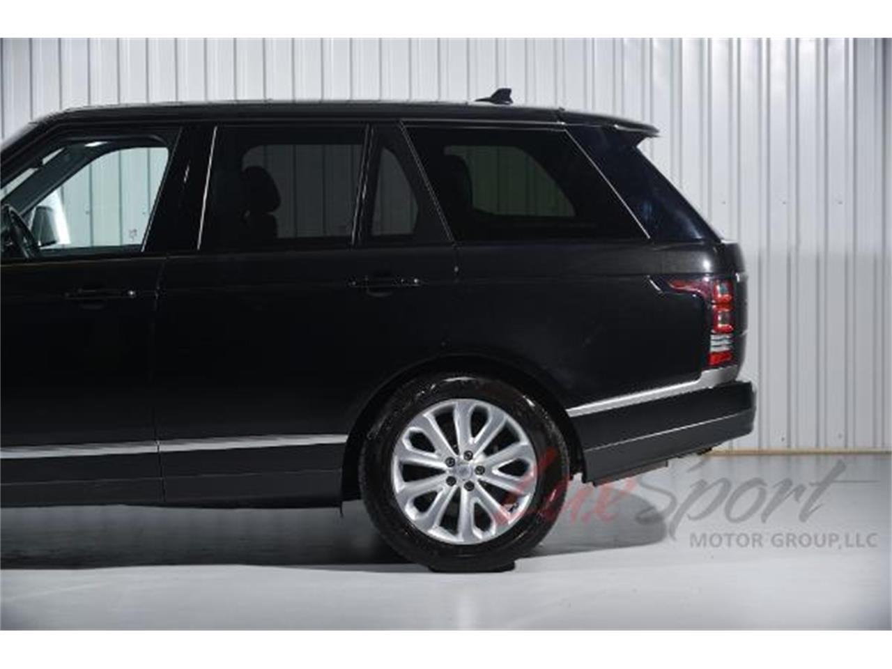 Large Picture of '16 Land Rover Range Rover HSE - LA69
