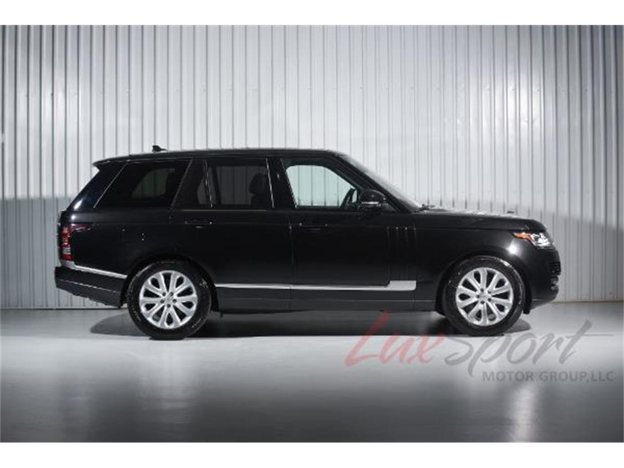 Large Picture of 2016 Land Rover Range Rover HSE located in New York - LA69