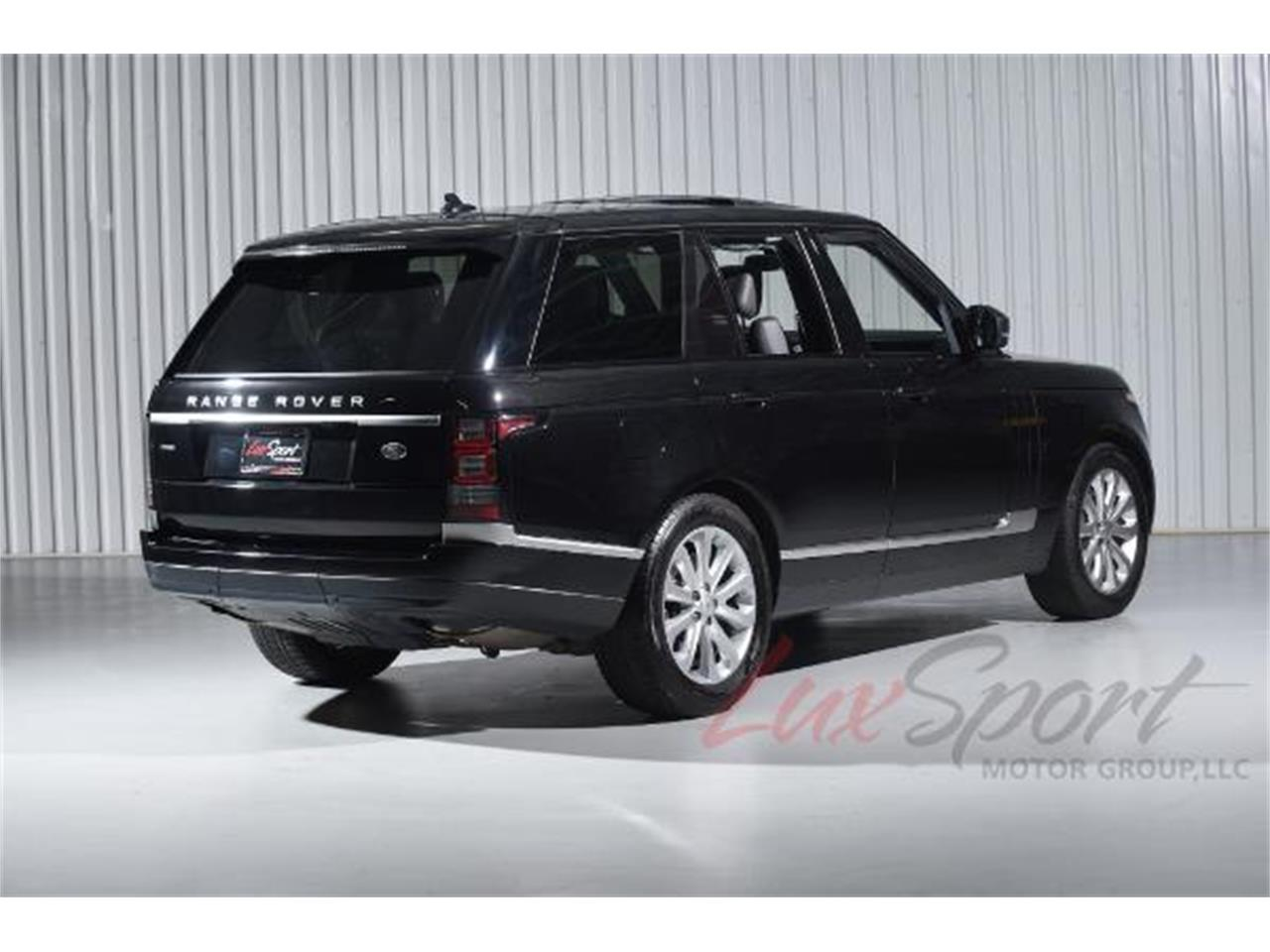 Large Picture of '16 Range Rover HSE located in New York - $84,995.00 - LA69