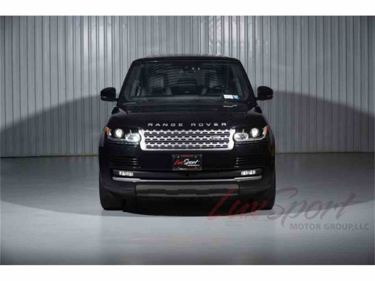 Large Picture of '16 Range Rover HSE - LA69