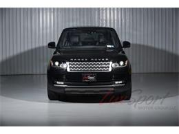 Picture of 2016 Range Rover HSE located in New Hyde Park New York Offered by LuxSport Motor Group, LLC - LA69
