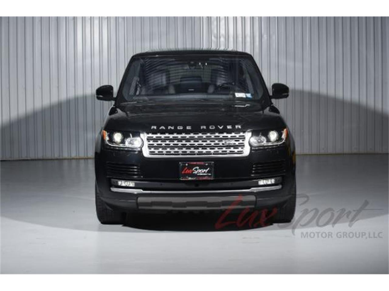 Large Picture of 2016 Range Rover HSE located in New Hyde Park New York - LA69