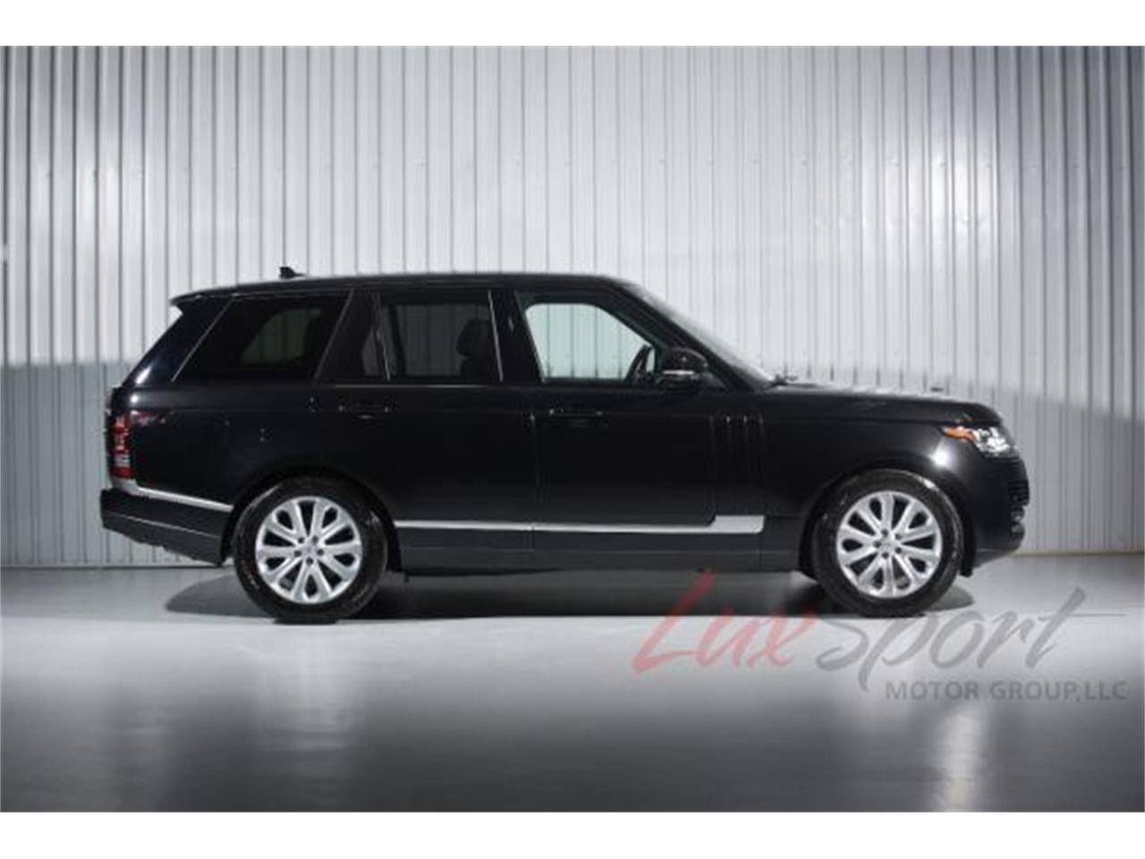Large Picture of '16 Range Rover HSE located in New York - LA69