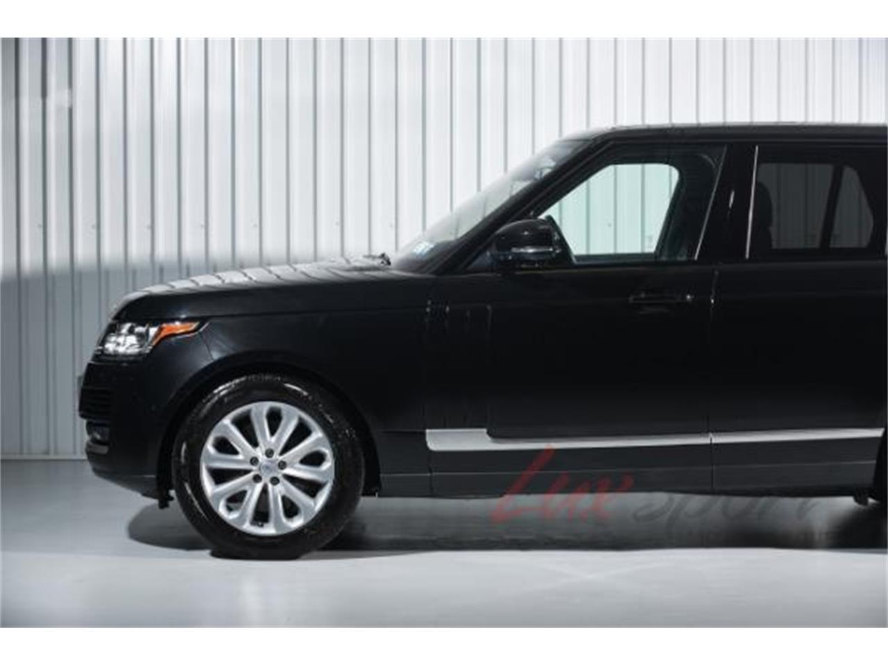 Large Picture of '16 Land Rover Range Rover HSE Offered by LuxSport Motor Group, LLC - LA69