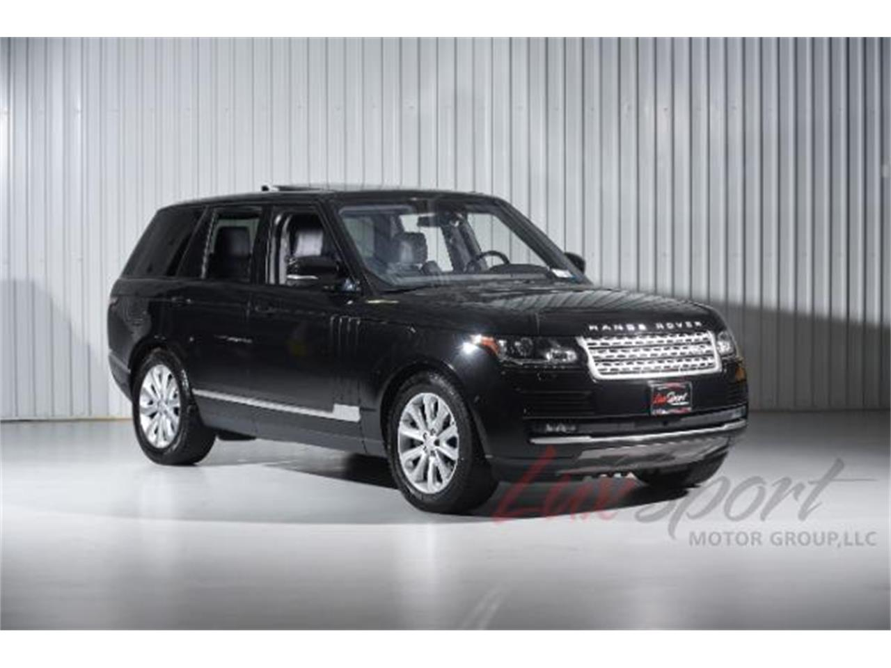 Large Picture of 2016 Range Rover HSE located in New Hyde Park New York Offered by LuxSport Motor Group, LLC - LA69