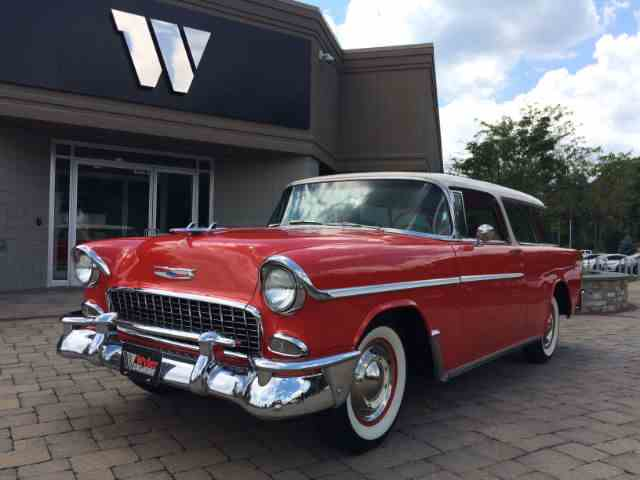 Picture of Classic 1955 Nomad located in Milford Ohio Offered by  - LA6A