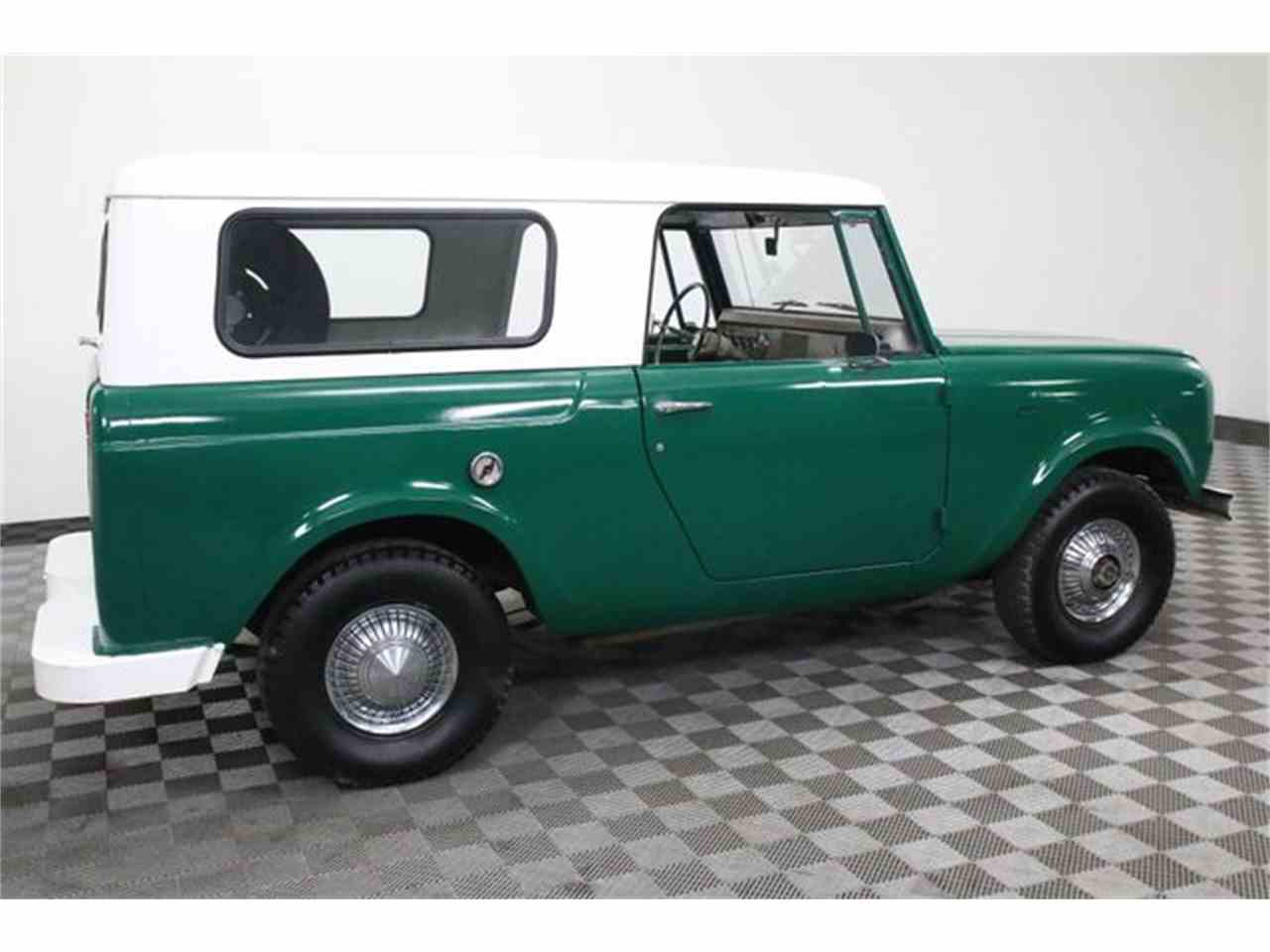 1966 International Scout for Sale | ClassicCars.com | CC-992976