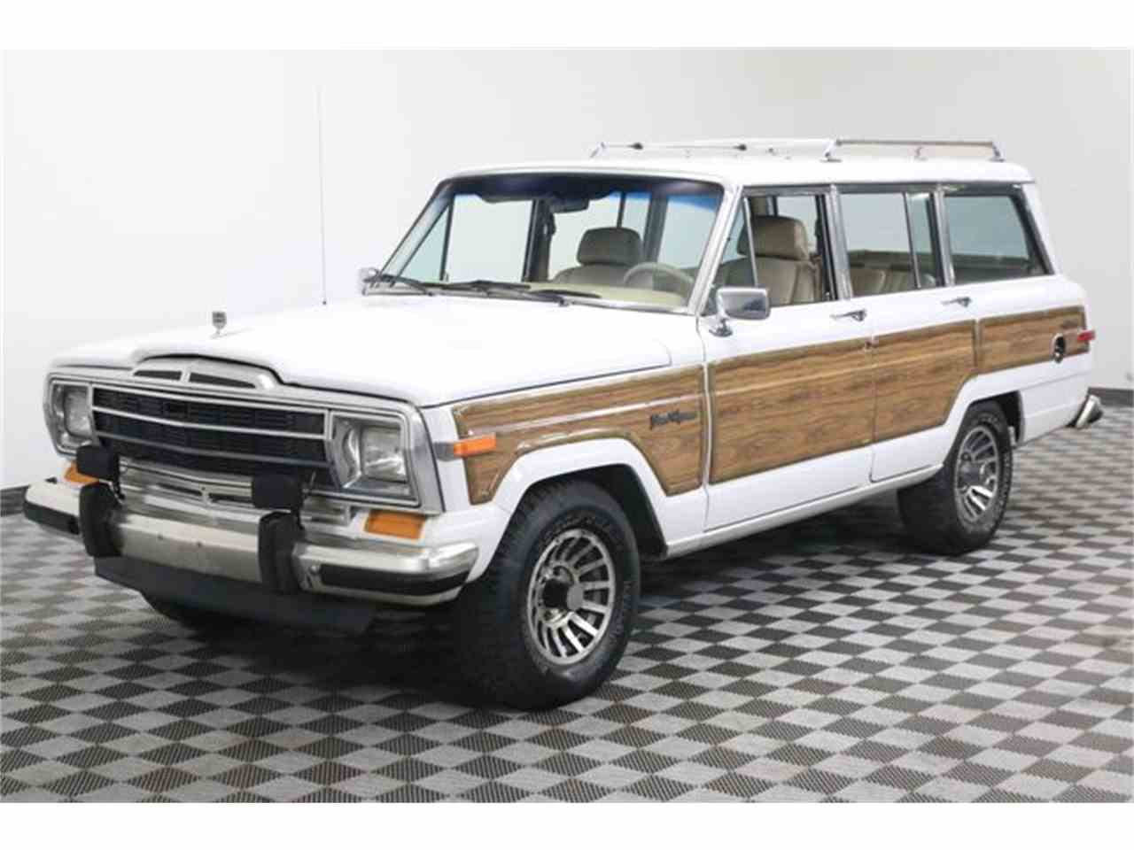 1990 jeep grand wagoneer for sale cc. Black Bedroom Furniture Sets. Home Design Ideas