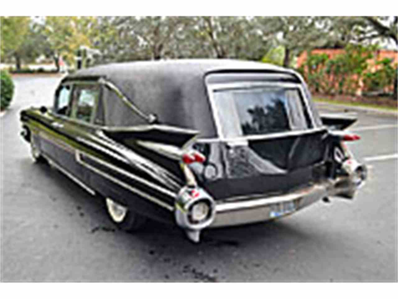 1959 Cadillac S&S Landau Victoria 3-Way He for Sale ...