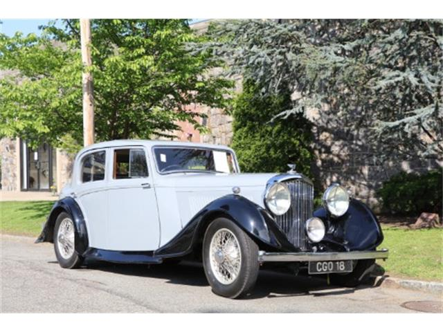 Picture of Classic 1937 Bentley Saloon Offered by  - LA7P