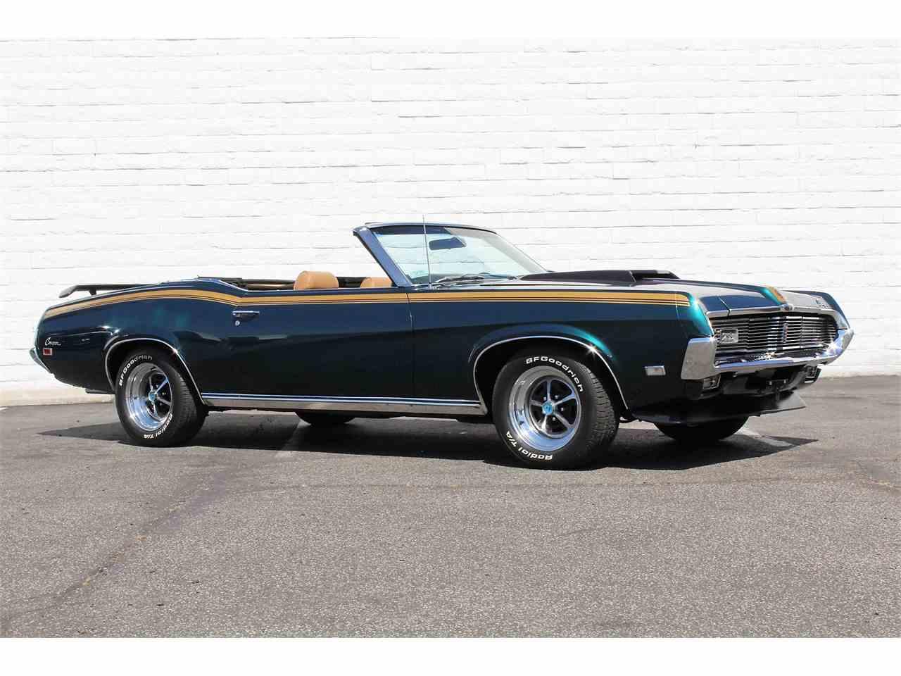 1969 Mercury Cougar XR7 for Sale | ClicCars.com | CC-990303