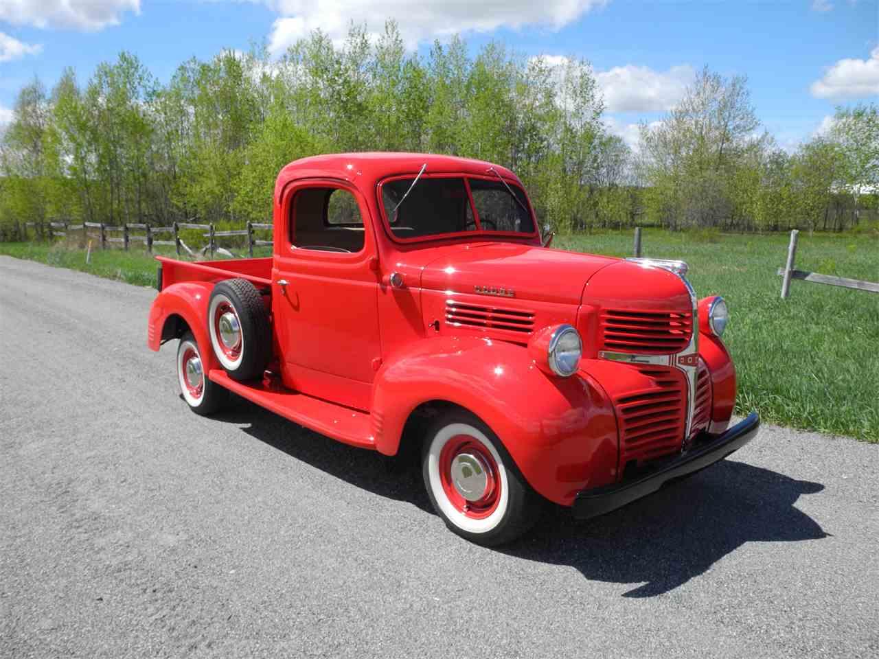 1947 Dodge Pickup for Sale | ClicCars.com | CC-993048