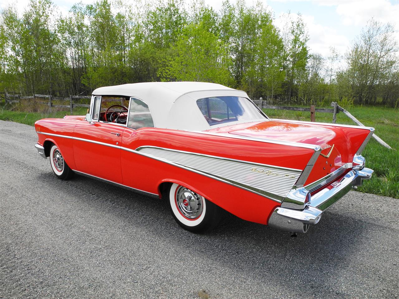 Large Picture of '57 Bel Air - LA8P